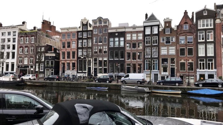 Trip To Amsterdam!